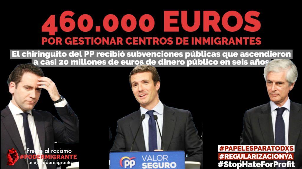 La fundación del PP en la que Casado colocó a Suárez Illana recibe 460.000 euros al año del Gobierno de Ayuso por gestionar dos centros de inmigrantes