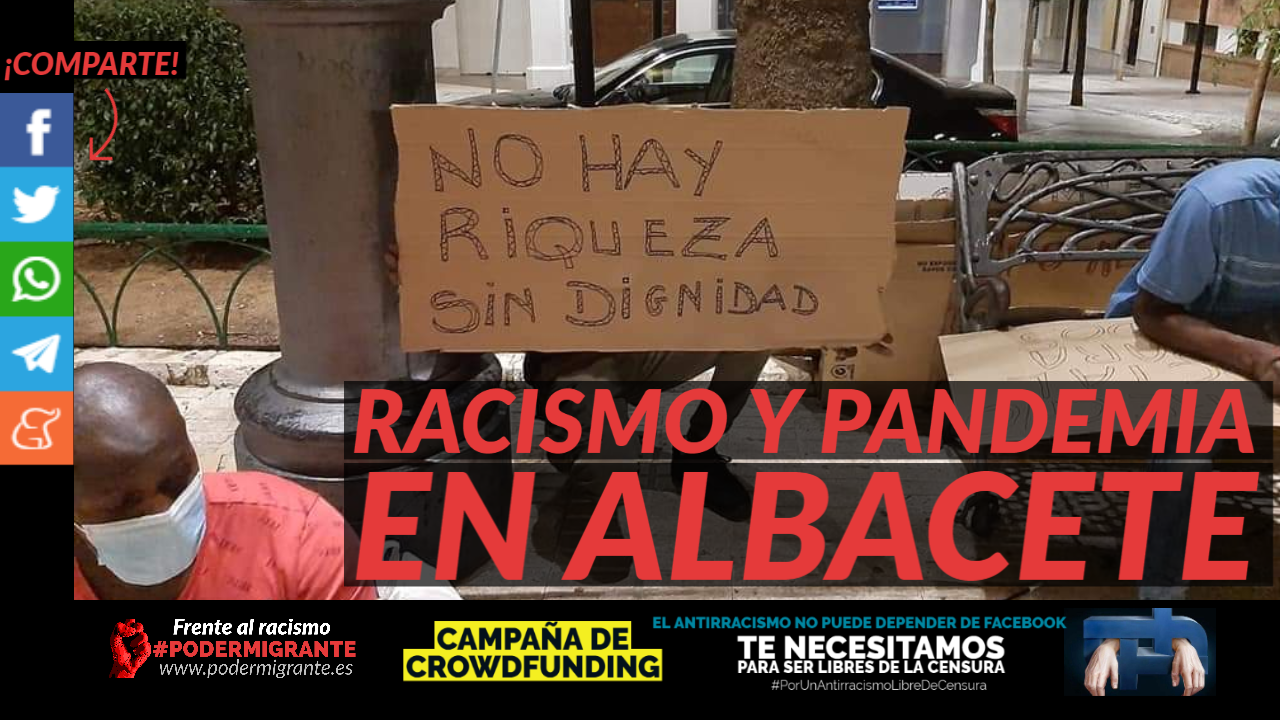 RACISMO Y PANDEMIA EN ALBACETE
