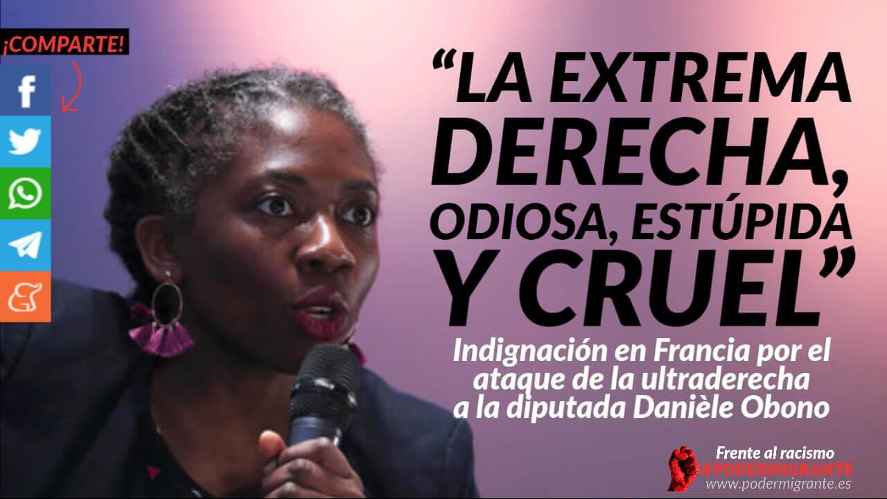 """""""LA EXTREMA DERECHA, ODIOSA, ESTÚPIDA Y CRUEL"""""""