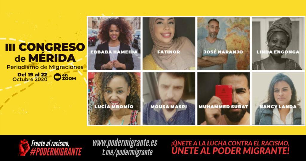 III CONGRESO INTERNACIONAL DE PERIODISMO DE MIGRACIONES Y DESARROLLO