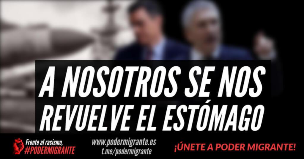 A NOSOTROS SE NOS REVUELVE EL ESTÓMAGO