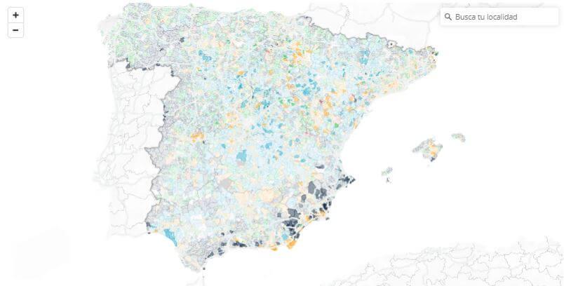 SEGREGACIÓN EN ESPAÑA ¿dónde se concentran las comunidades migrantes?