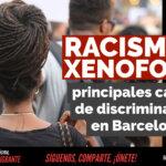 RACISMO Y XENOFOBIA, principales causas de discriminación de casos atendidos por la Oficina por la No Discriminación de Barcelona