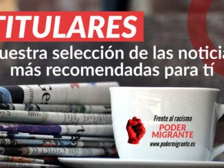 TITULARES DE NOTICIAS | Poder Migrante